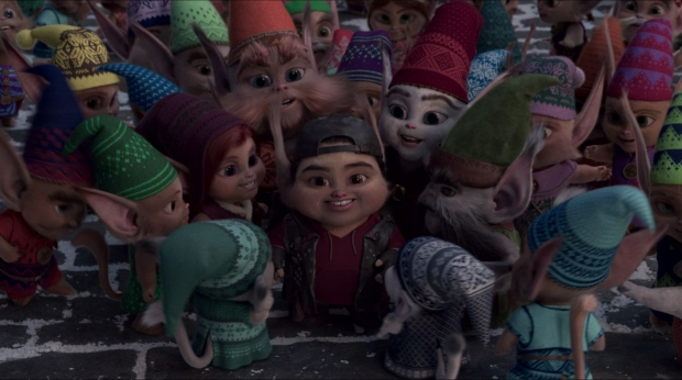 Weta Creates a Cute and Crazy Winter Wonderland in 'The Christmas Chronicles 2'
