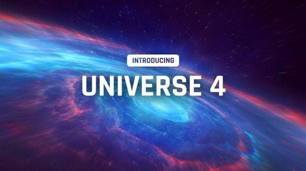 Maxon Releases Universe 4.0