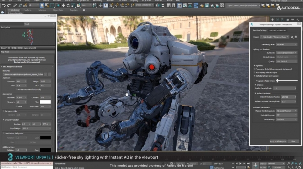 Autodesk Releases 3ds Max 2021