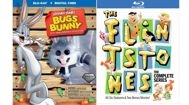Huge 'Bugs Bunny' and 'The Flintstones' Collections Get New Release Dates