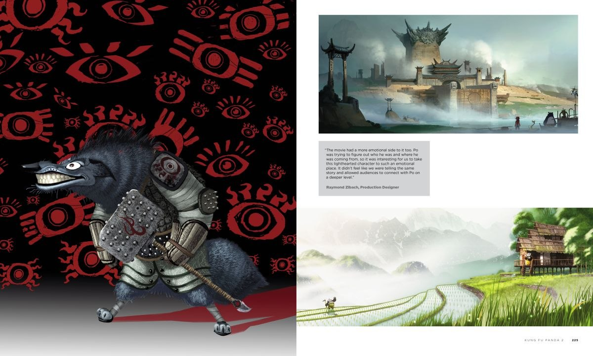 Book Review The Art Of Dreamworks Animation Animation