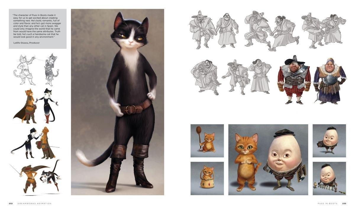 the art of dreamworks animation pdf