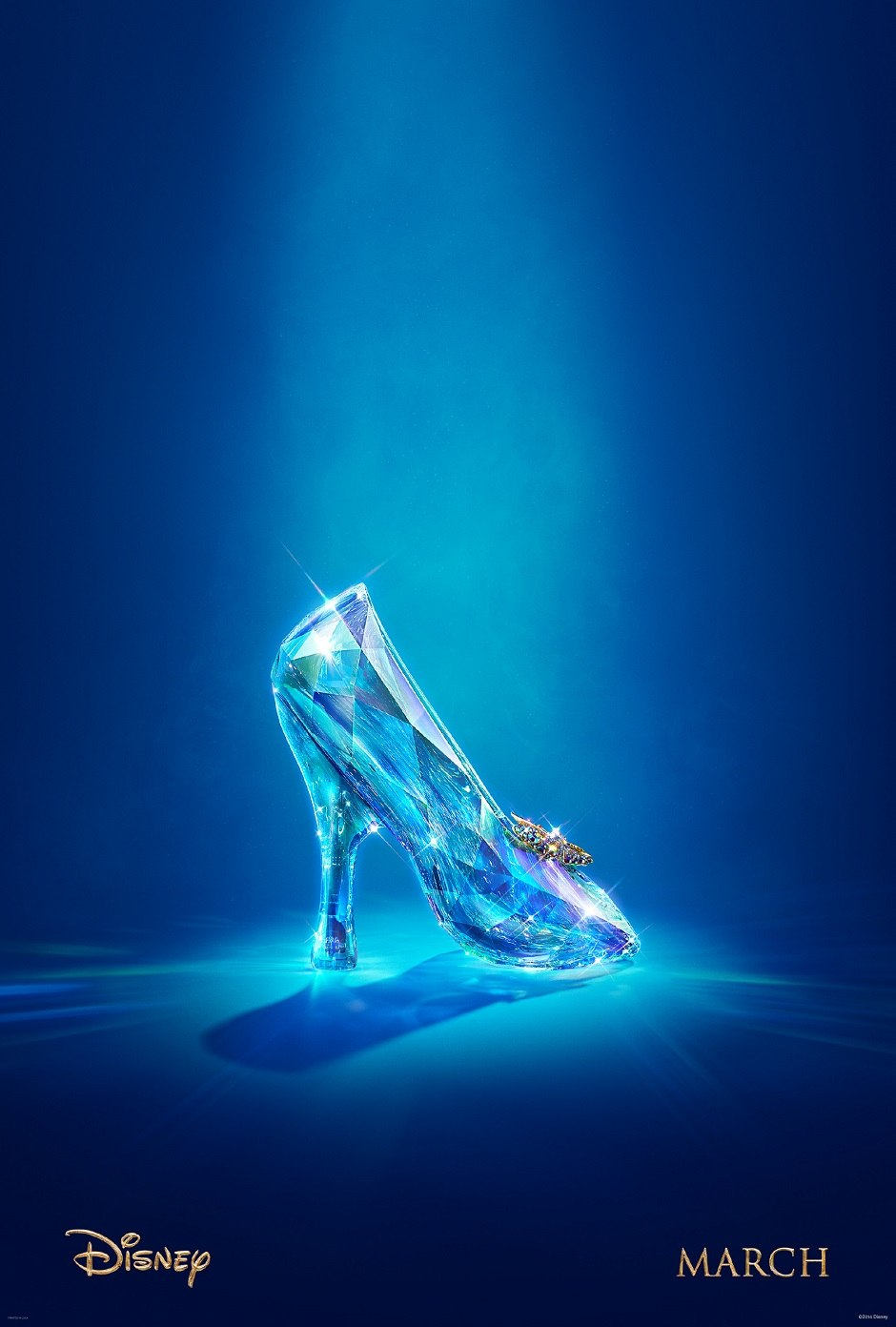 Disney Releases Teaser Trailer for Live-Action 'Cinderella