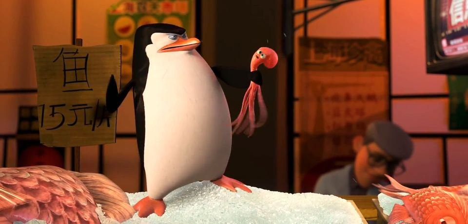 DreamWorks Animation Unveils New Trailer for 'Penguins of