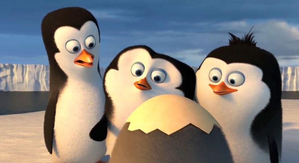 Trailer Pinguine Madagascar
