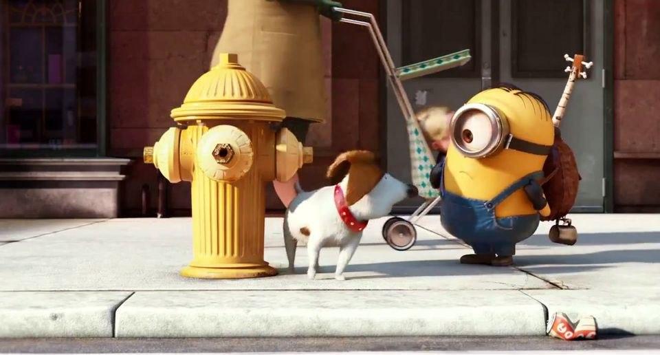 Minions Film Trailer
