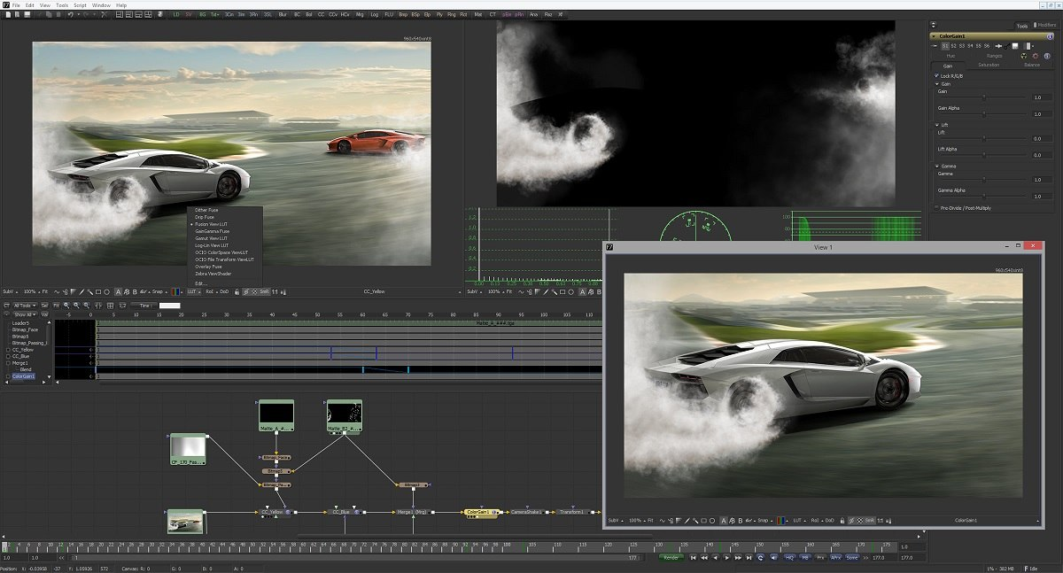 blackmagic tv software free