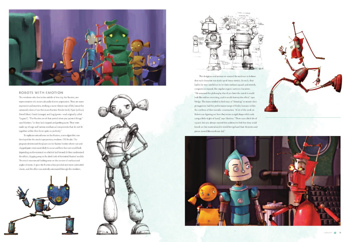 Book Review: The Art of Blue Sky Studios   Animation World Network