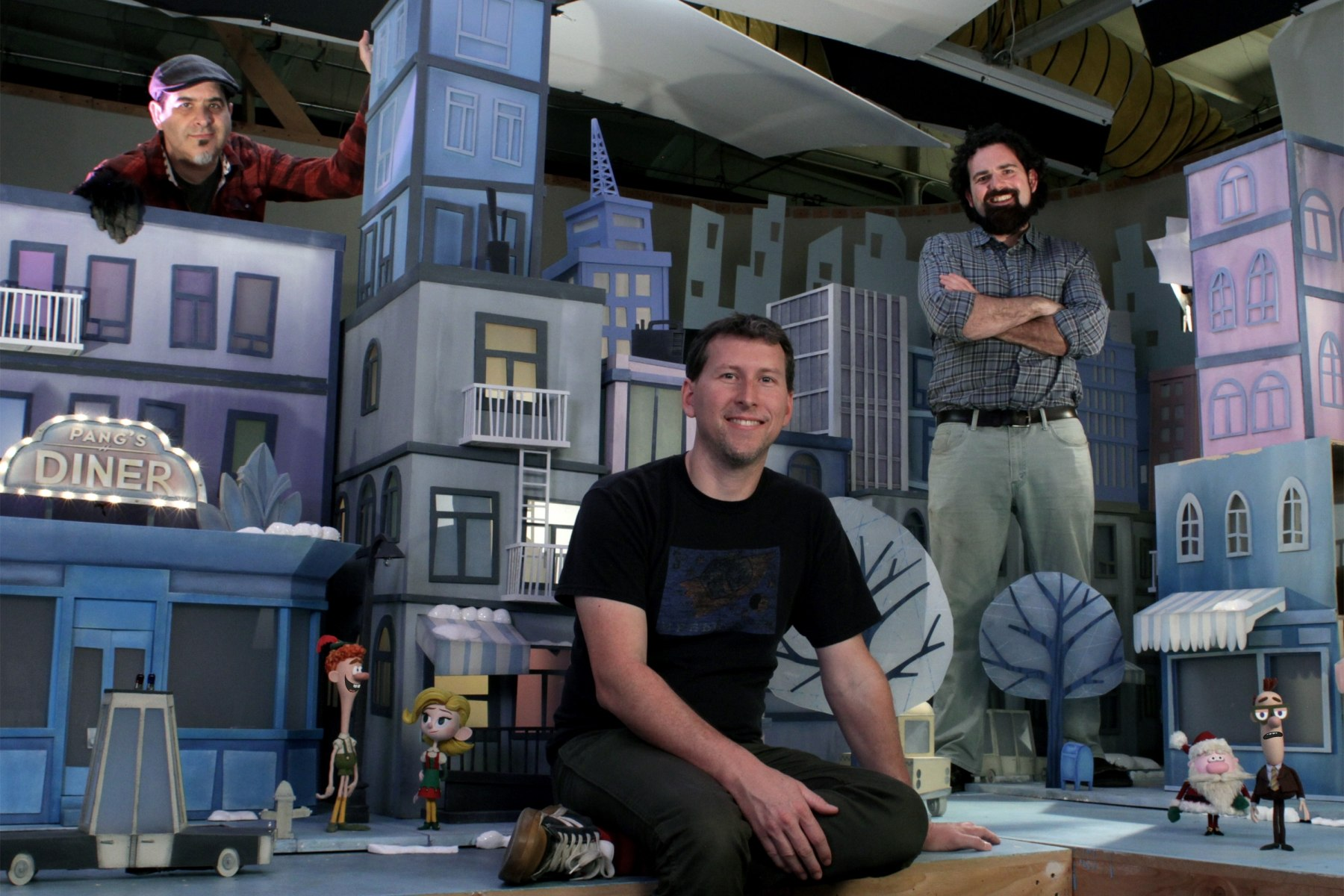 Elf Buddys Musical Christmas.Screen Novelties Produces Stop Motion Elf Holiday Special