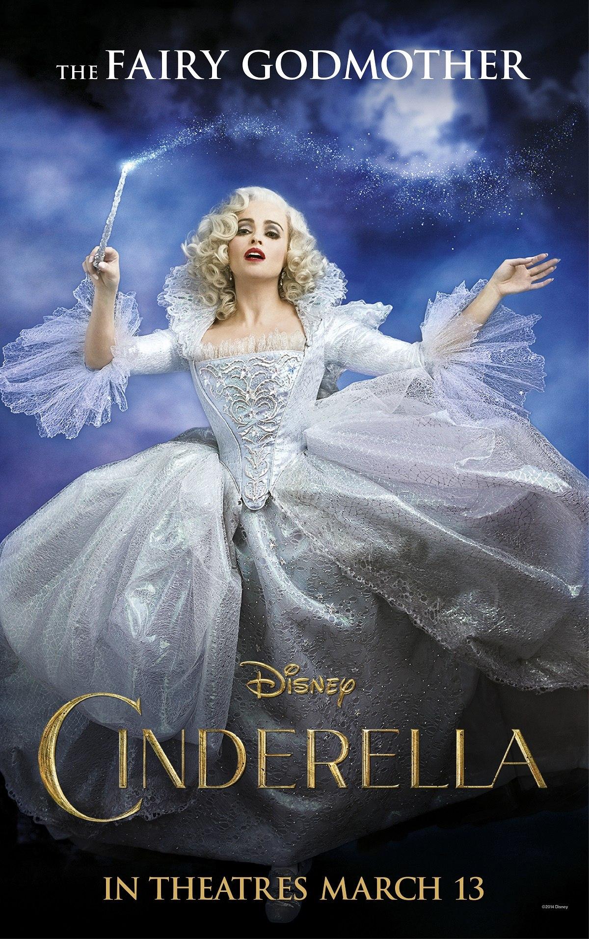 Cinderella is Produced by