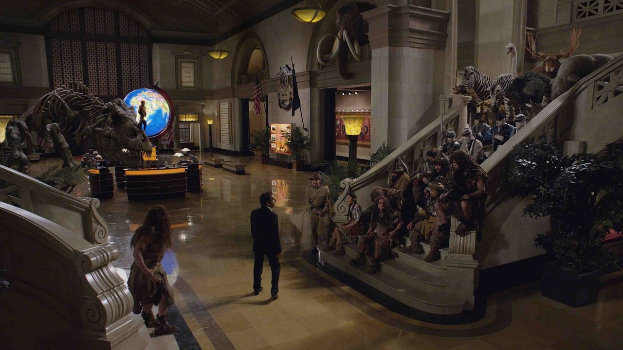 mpc brings museum to life for 'night at the museum 3' | animation