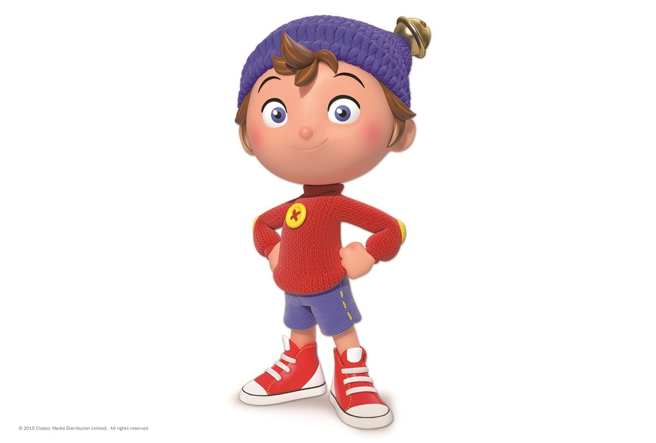 children s classic noddy to return to french television