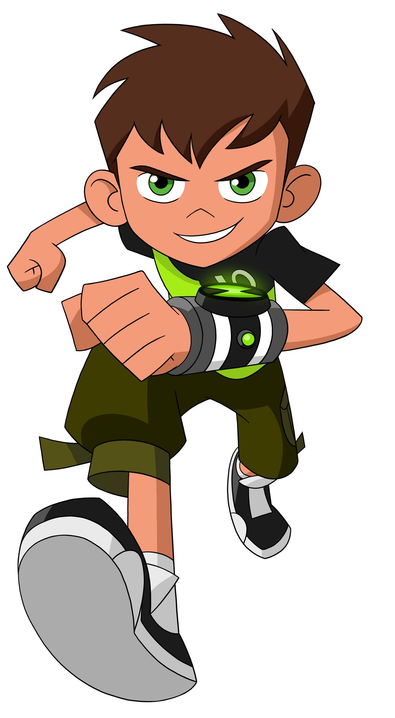ben 10 ultimate alien all characters names