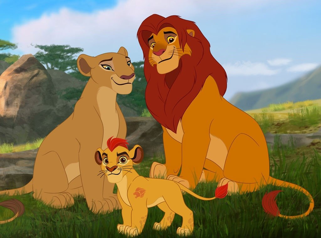 Fangirling With Abi My Thoughts On The Lion Guard