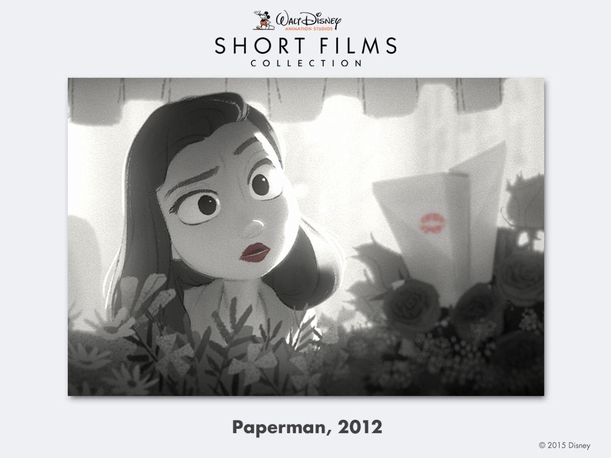 Dorothy Mckim Talks Disney S New Short Films Collection Dvd