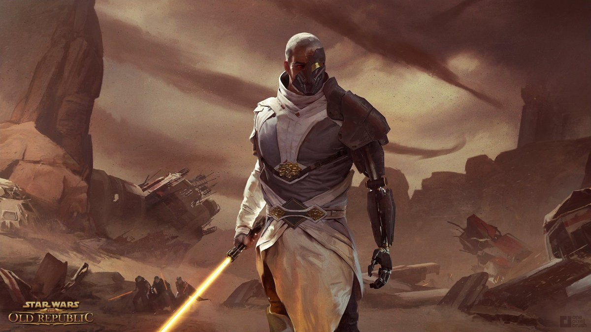 Star wars old republic are