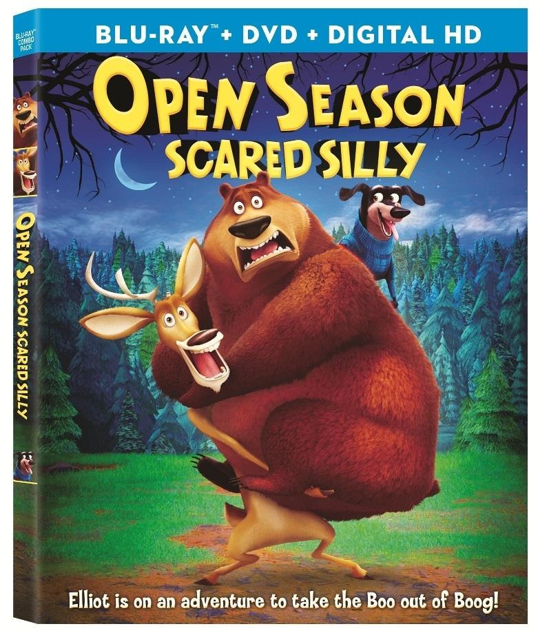 Open Season 4: Tontos por el susto - 2016 [HD] [Latino]