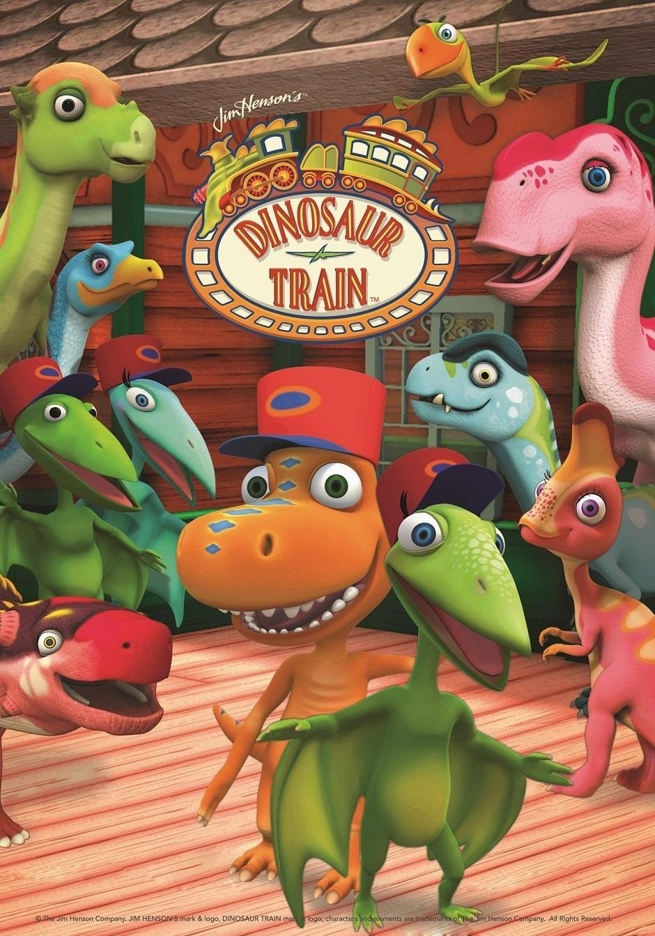 Henson, France Televisions Teaming on New \'Dinosaur Train\' Shorts ...