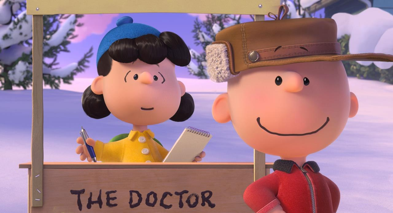 blue sky brings 2d sensibility to a 3d world for the peanuts movie animation world network