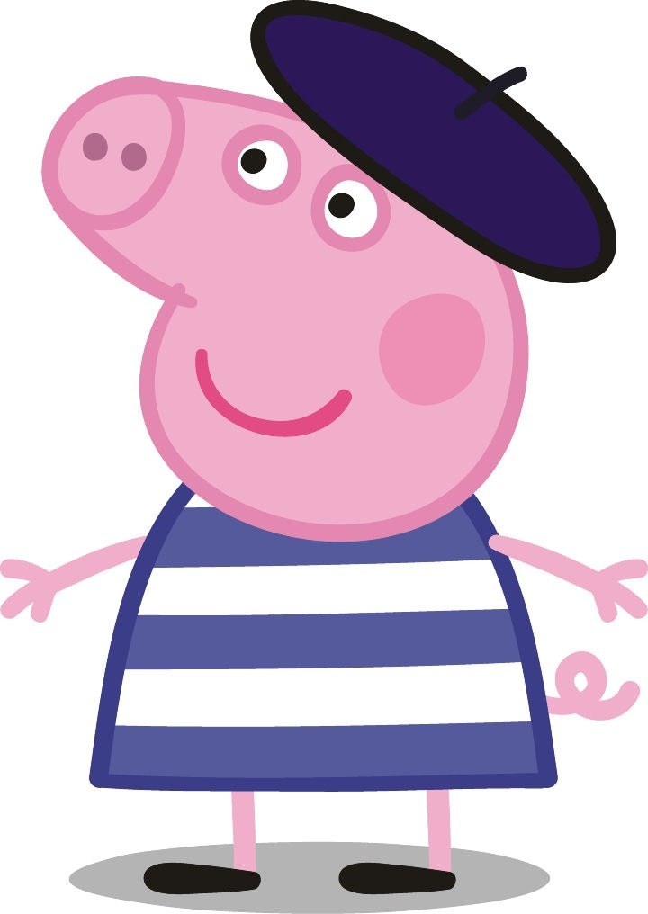 eOne's 'Peppa Pig' Headed to Mass Retail Market in France