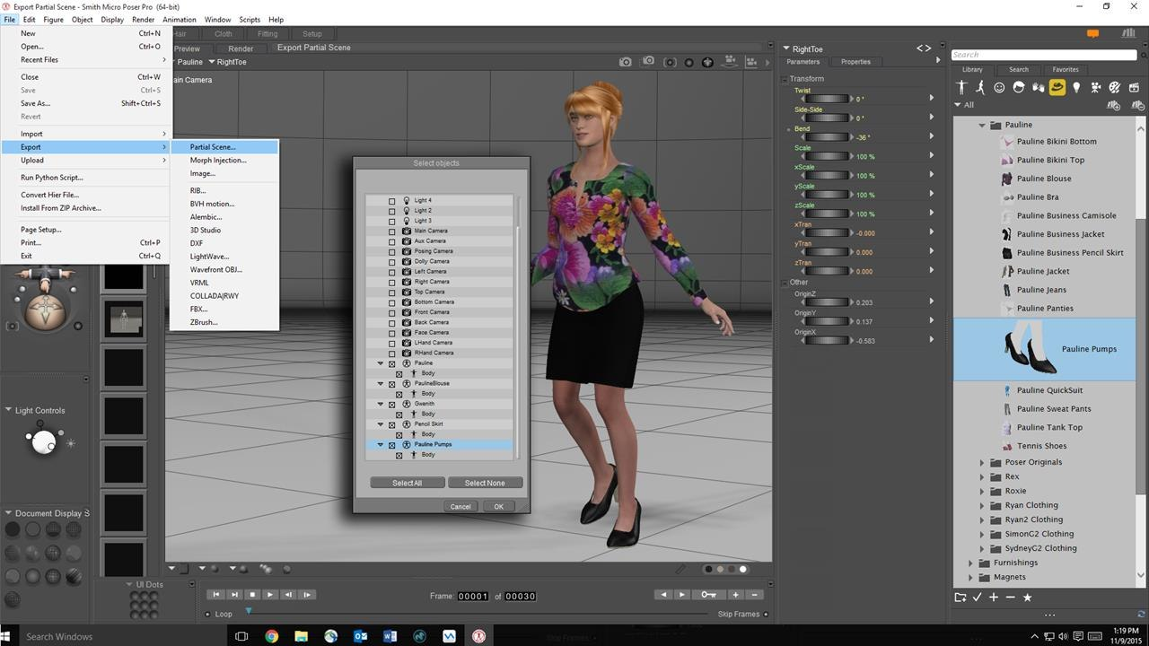 Smith Micro Unveils Poser Pro 11 | Animation World Network