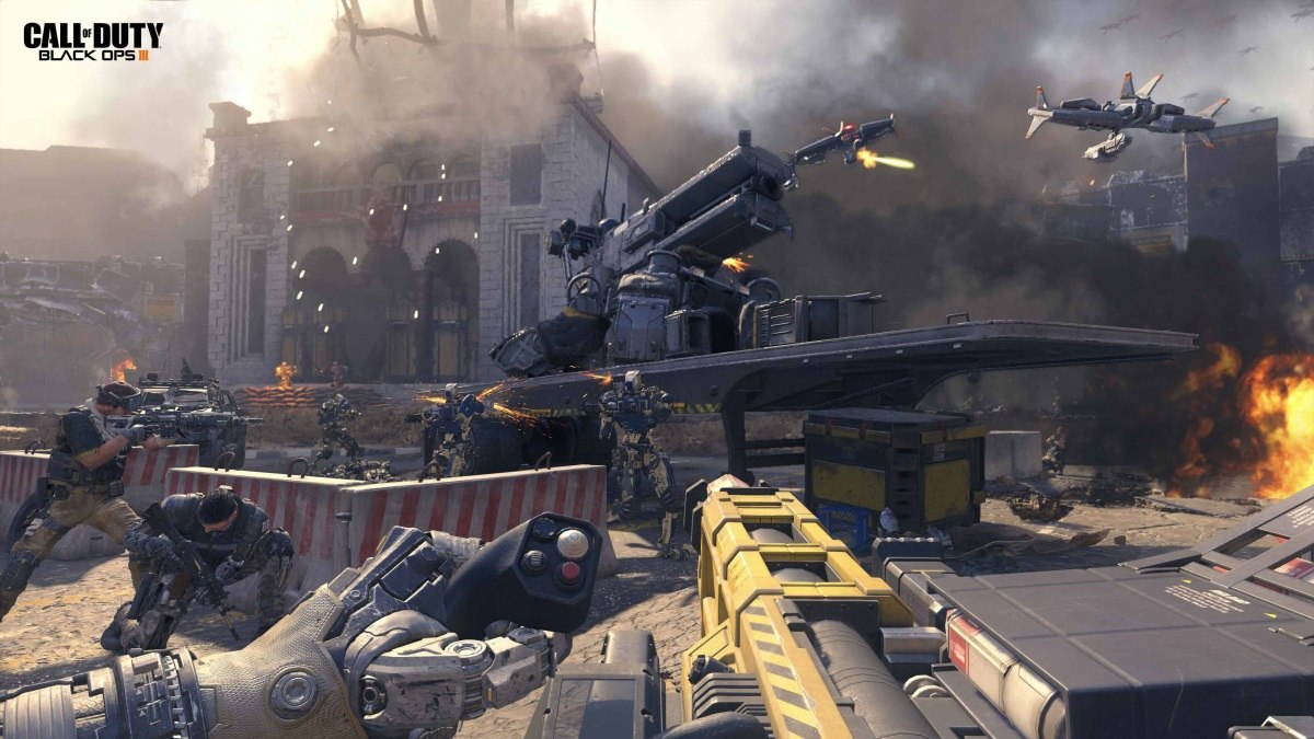 Review: 'Call of Duty: Black Ops III'   Animation World Network