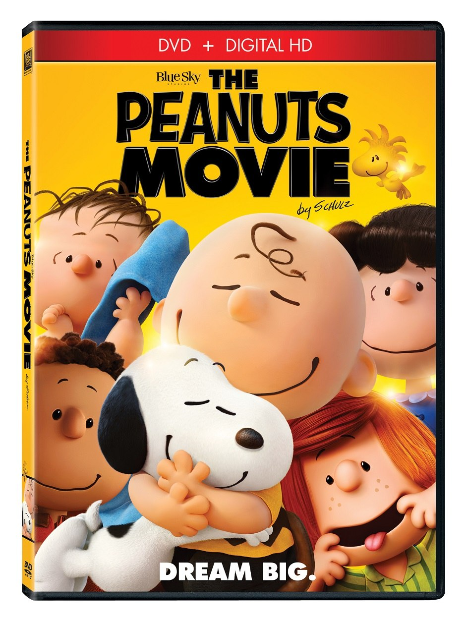 Blue Sky's 'The Peanuts Movie' Headed to Blu-ray ...