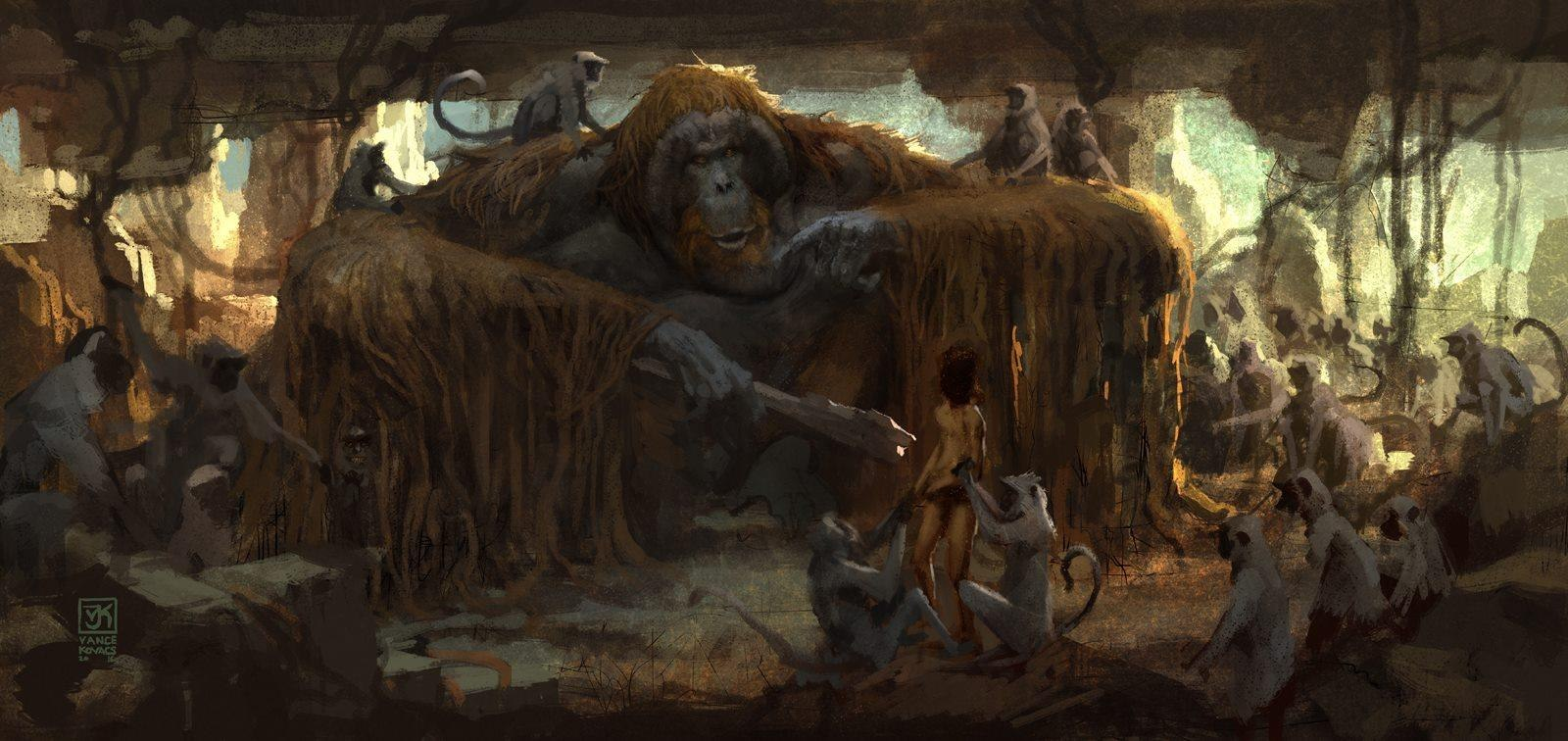 Here Are 42 Amazing Pieces Of Concept Art From Disney S