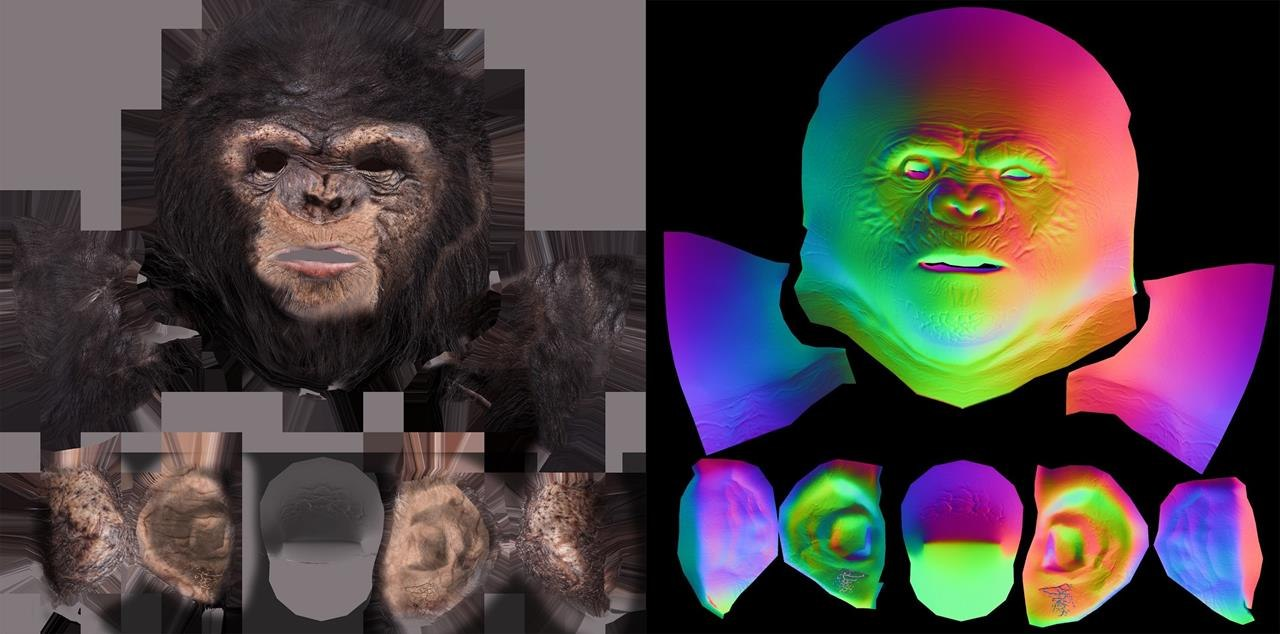 TUTORIAL: Create a Photoreal Chimpanzee Using 3ds Max