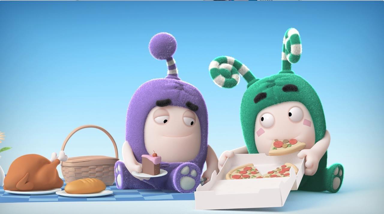 One Animation S Oddbods Reaps Rising U K Ratings
