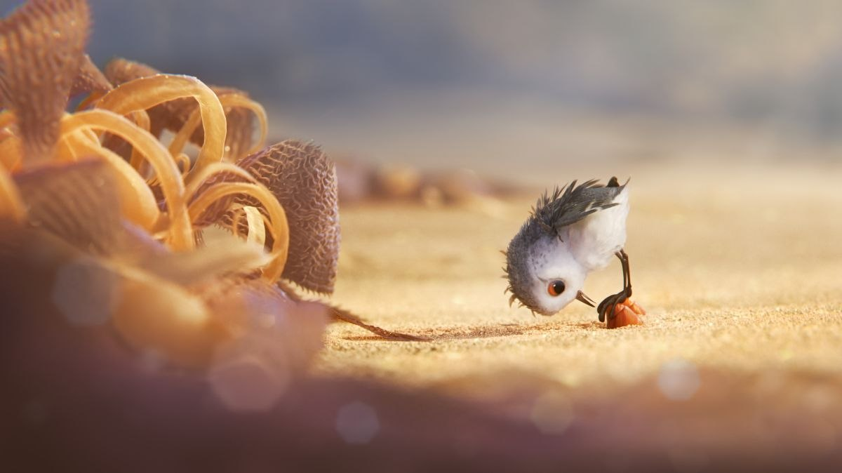 the captivating magic of pixar's newest short 'piper' | animation