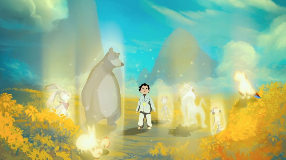 Animated Sidekick Connects Parents To >> Roger Ross Williams On A Life Uniquely Animated Animation World