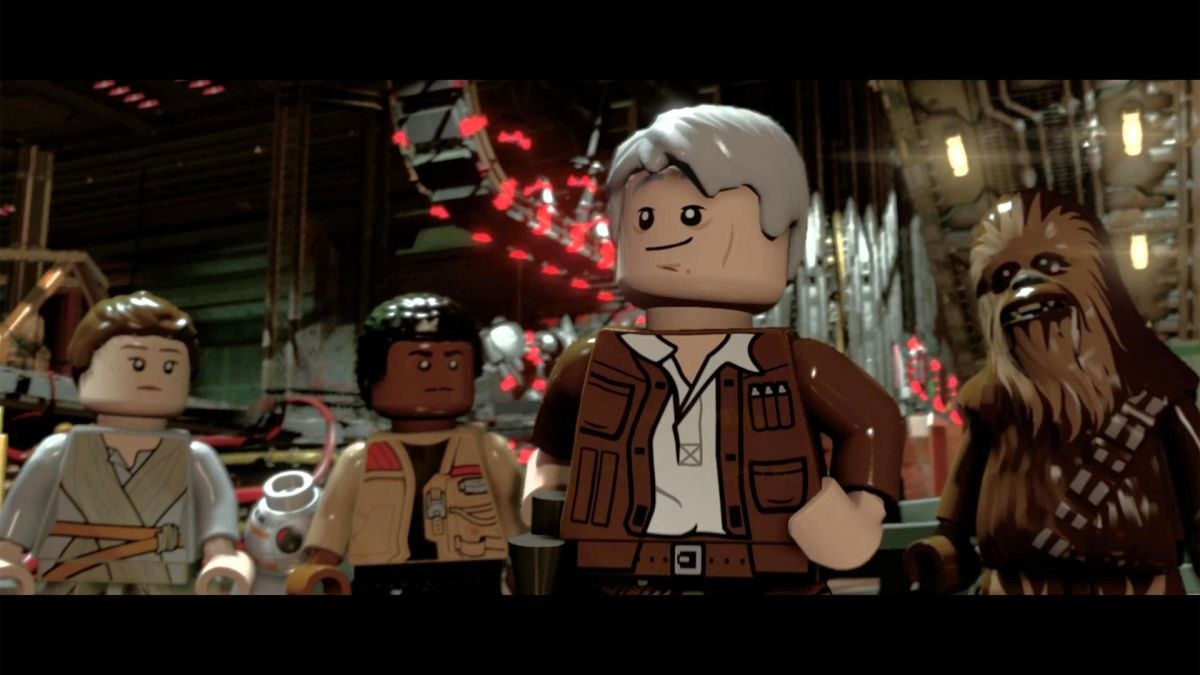 Review Lego Star Wars The Force Awakens Animation World Network