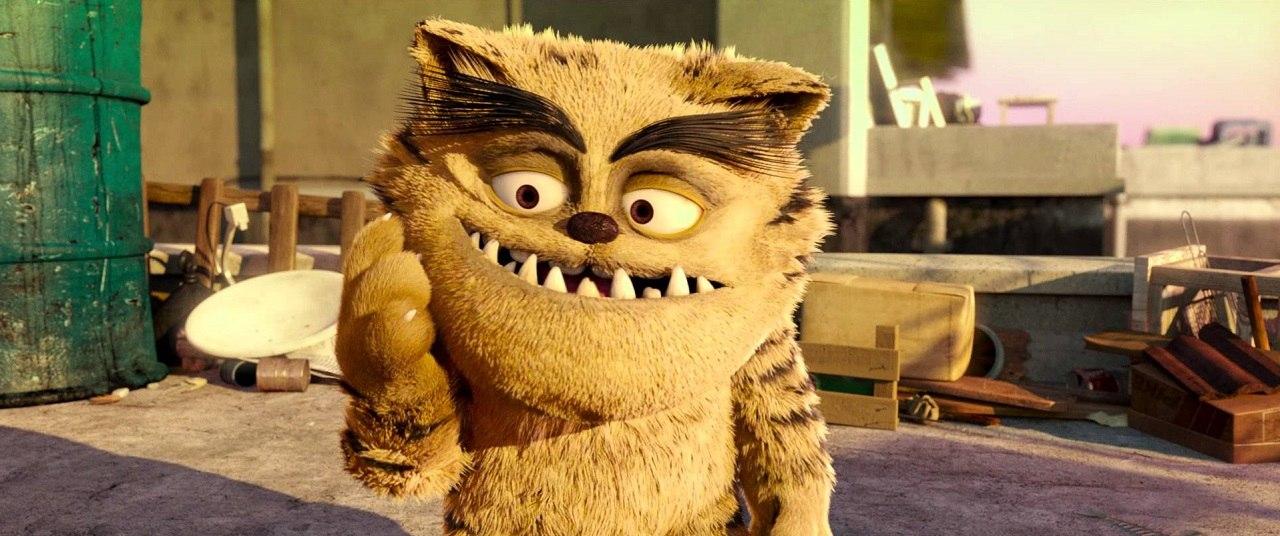 Ảnh trong phim Chú Mèo Tinh Quái