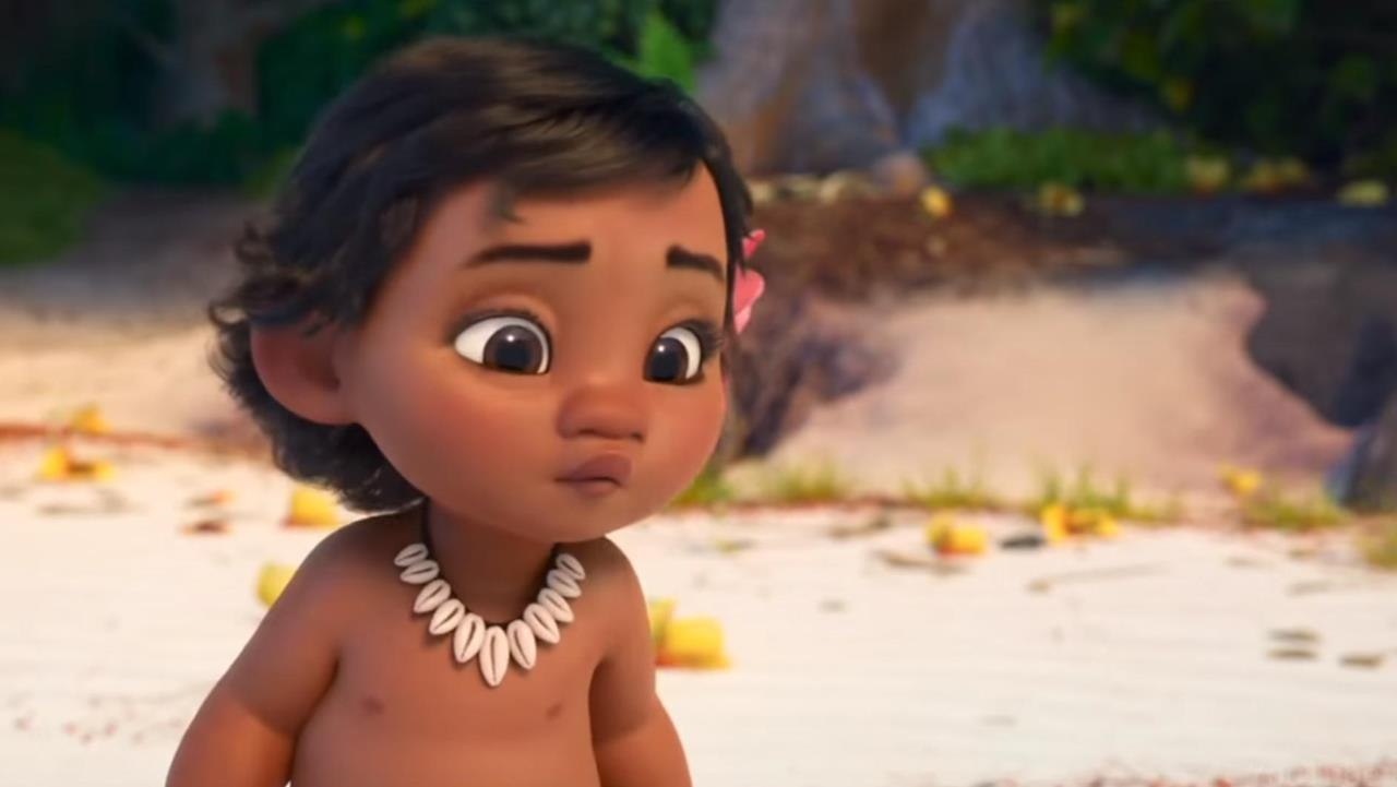 Disney Introduces Baby Moana In New International Trailer