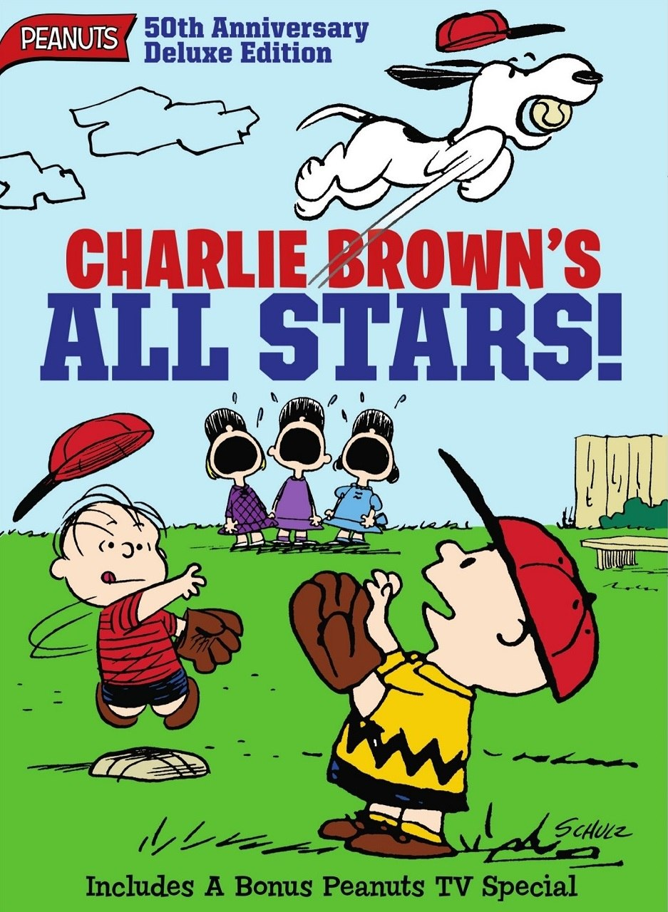 Charlie Brown Christmas 50th.Charlie Brown S All Stars 50th Anniversary Deluxe Edition