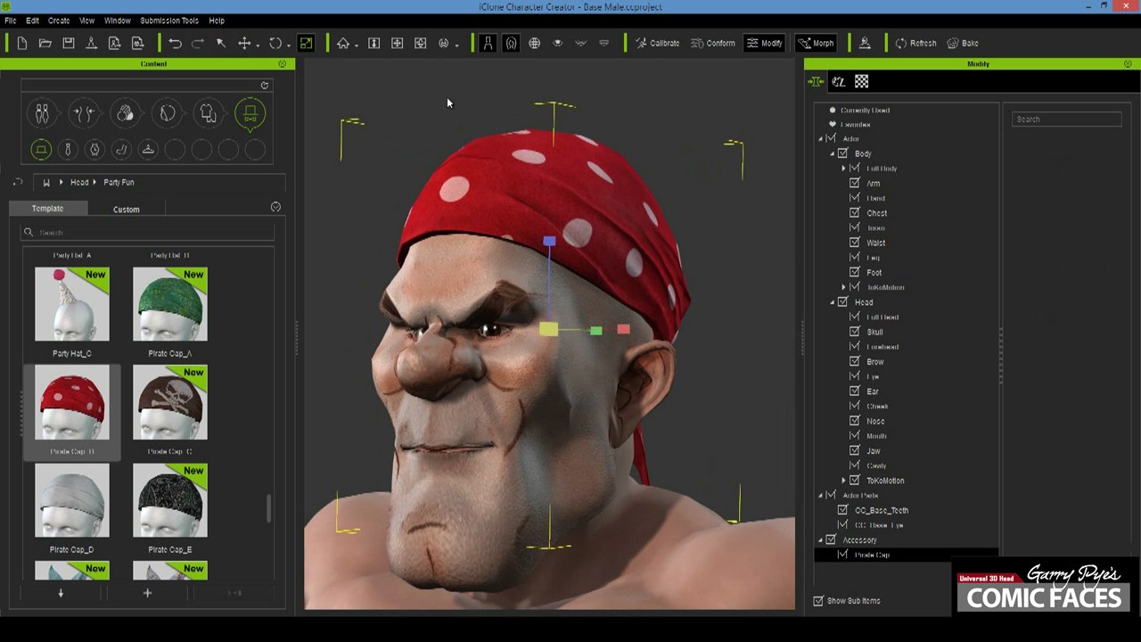 TUTORIAL: Take Sketches to Finished 3D Characters with