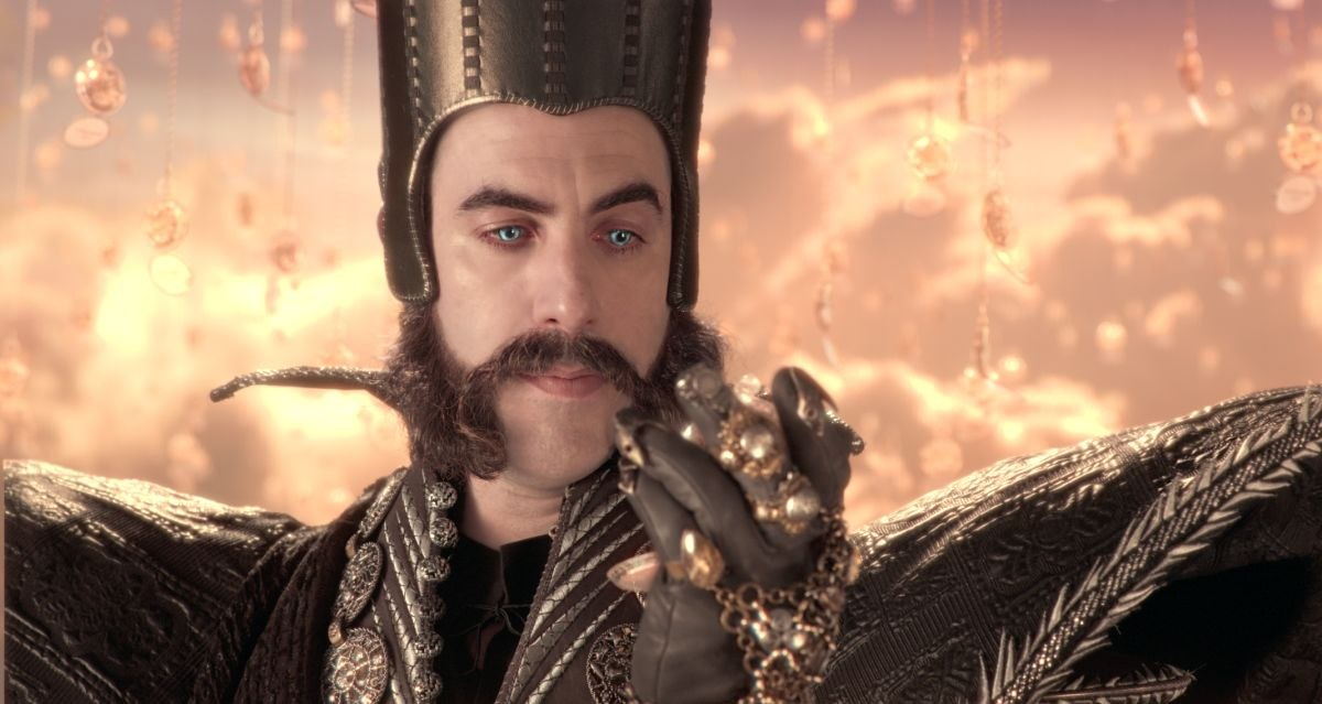 Troy Saliba Talks The Animation Of Alice Through The Looking Glass
