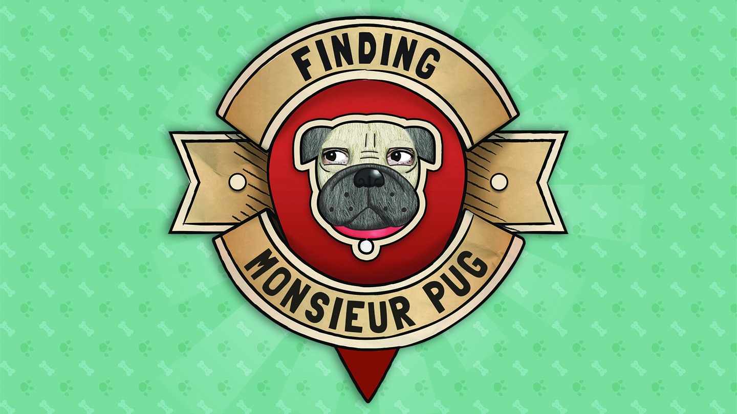 Frima Studio frima studio and the nfb launch free 'where's monsieur pug