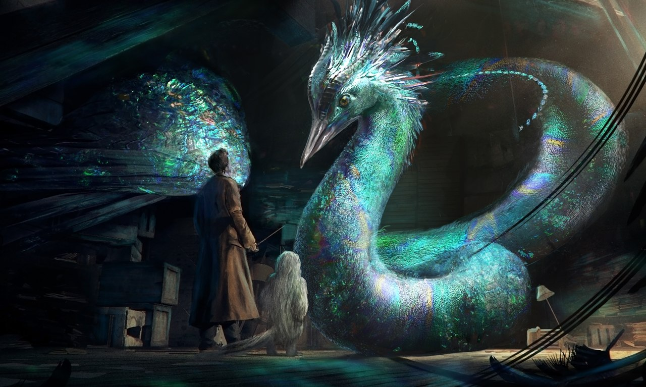 Framestore Lends VFX Wizardry to 'Fantastic Beasts and Where