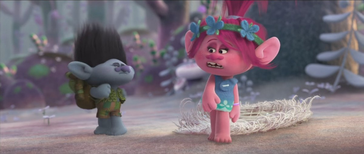 perry s previews movie review trolls trolling for cash