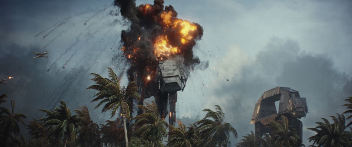 The Visual Effects of 'Star Wars: Rogue One': ILM Artists Take Us Back to a Galaxy Far, Far Away | Animation World Network
