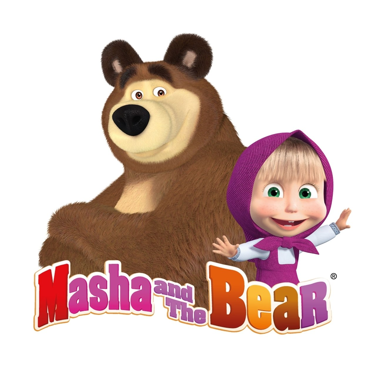 Resultat d'imatges de masha and the bear