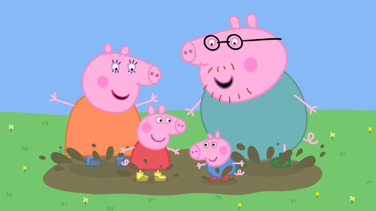 China S Year Of The Peppa Pig Animation World Network