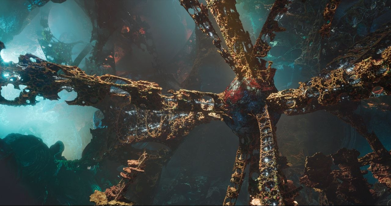 weta digital confronts the monstrous ego of guardians of the galaxy