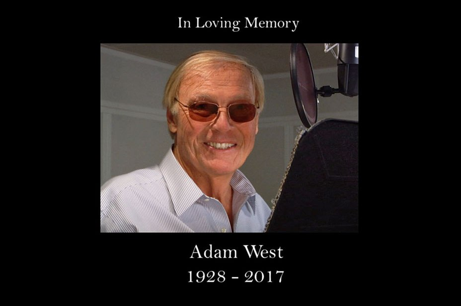 Los Angeles to display Bat-Signal in honor of Adam West