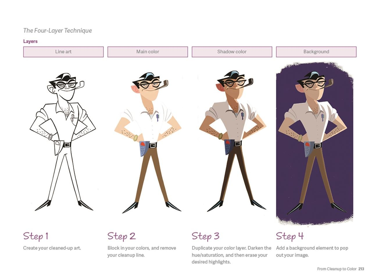 Stephen Silver Character Design App : Character design stephen silver download o estilo do character