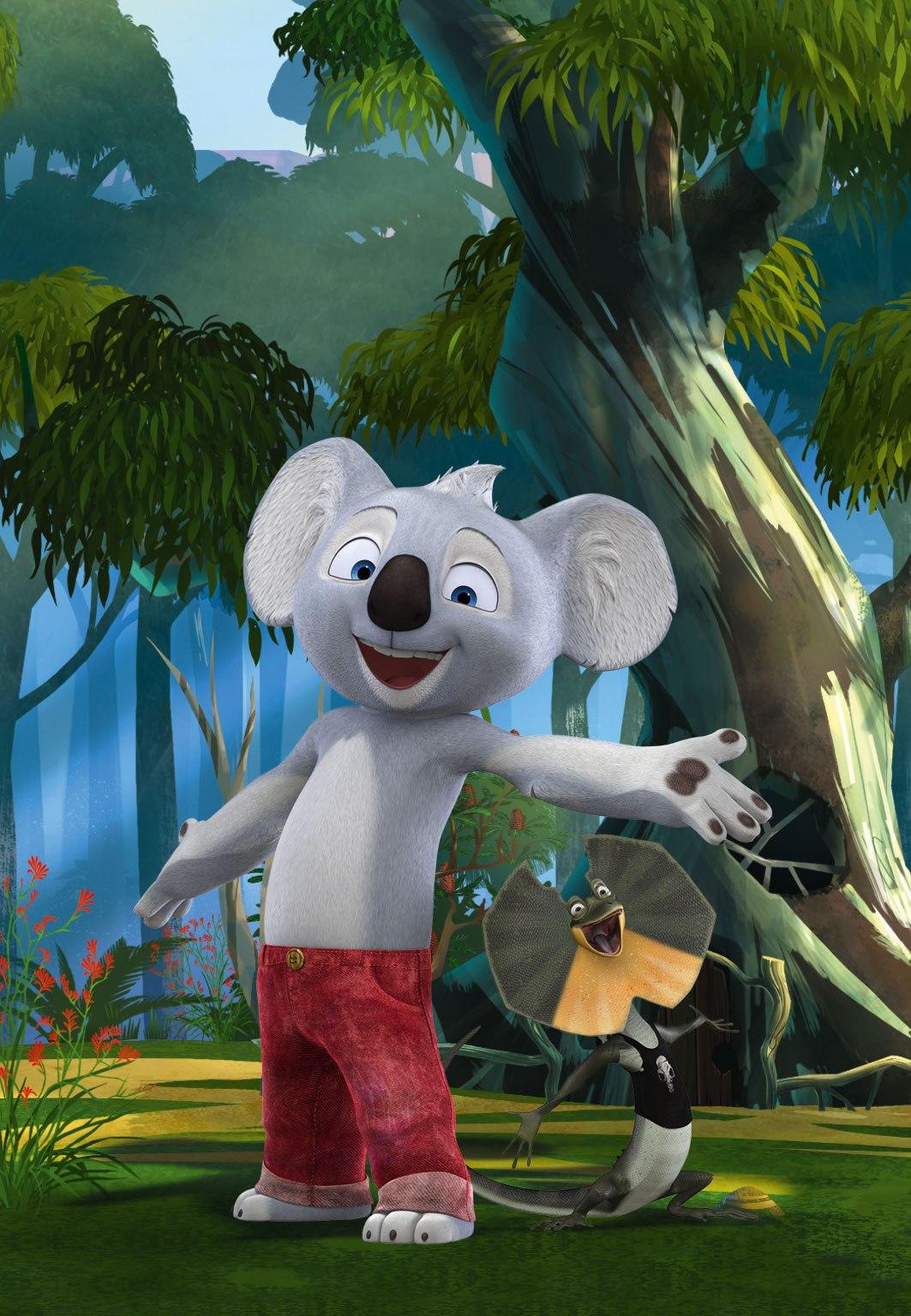 Studio 100 Media's 'The Wild Adventures of Blinky Bill' to