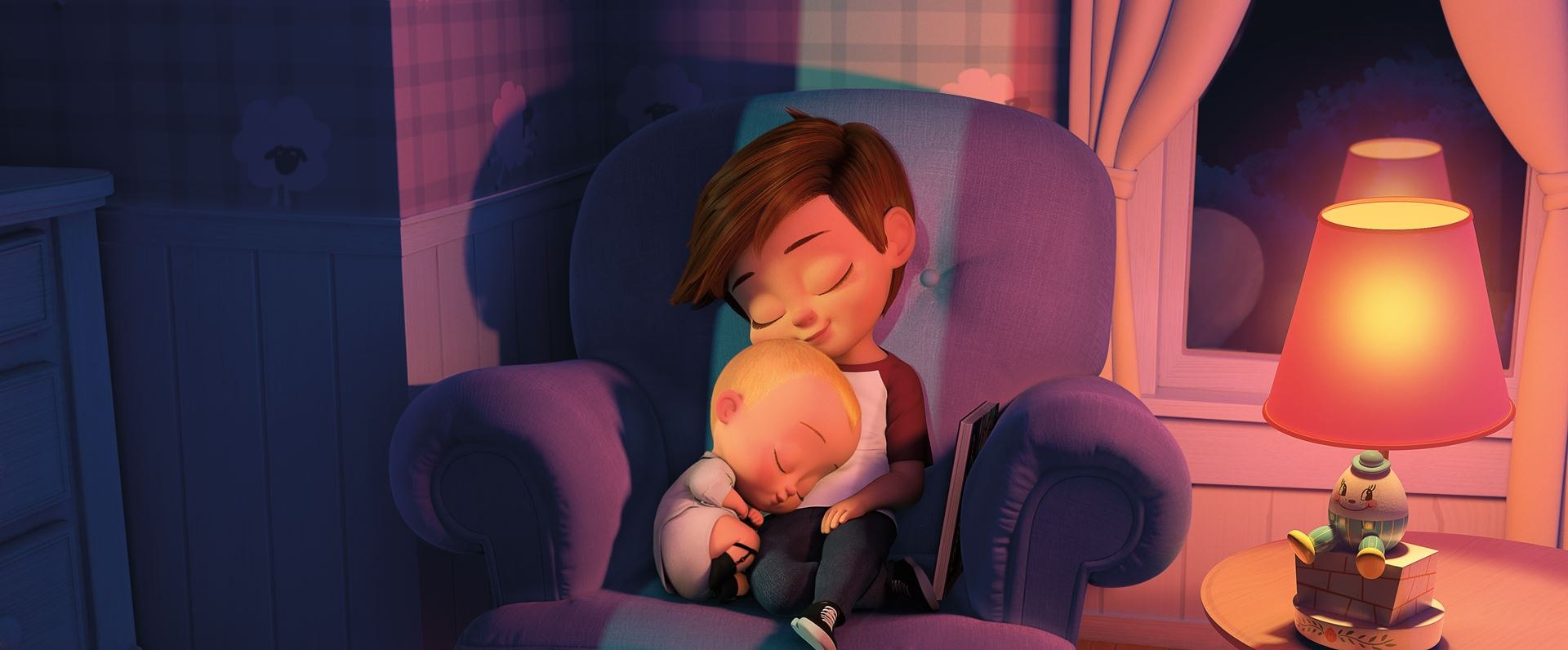 Featurette: DreamWorks Animation's 'The Boss Baby' Now on