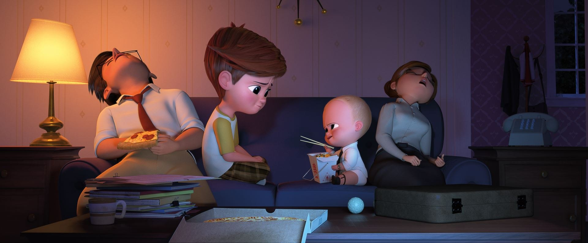 Featurette: DreamWorks Animation's 'The Boss Baby' Now on ...